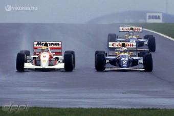 F1: Senna forogna a sírjában?