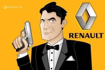 Kártériti az ártatlan kémeket a Renault
