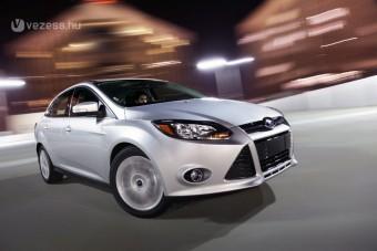 Szóban utasítható az új Ford Focus