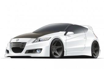 Megvalósul a Honda sportos hibridje