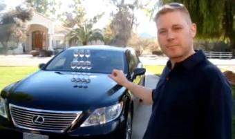 A Lexus esete a pohárpiramissal
