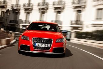 Terminátor 3, egyenesen Győrből: Audi RS3