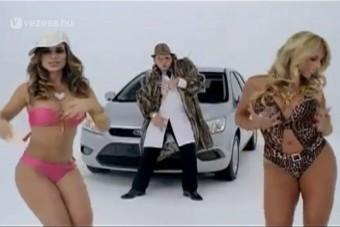 Stricinek állítja be a Nissan a Fordot