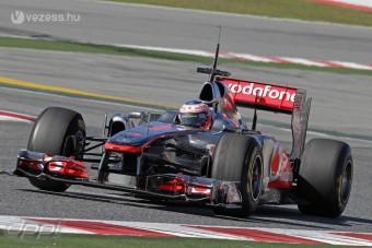 F1: Button elégedett a tempójával