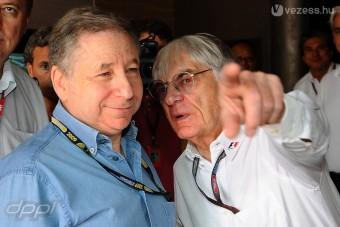 F1: Az FIA elnöke visszavág Ecclestone-nak