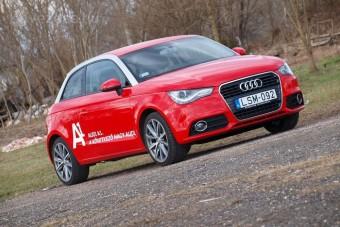 Audi A1 - Prémium gokart