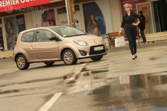 Lányteszt: Renault Twingo 1.2 Miss Sixty