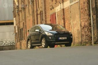Teszt: Peugeot 3008 2.0 HDI aut.