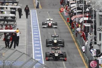F1: Megnőtt a csapatok étvágya