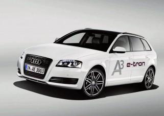 Az Audi sem marad ki a villanyautó buliból