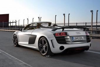 Versenyautós lesz az Audi roadstere