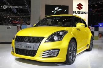 Magyarok segítik a Suzukit