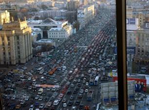 Orosz módszer dugóelhárításra - rákjárás