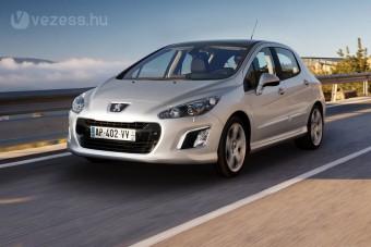 Peugeot 308: Minek ebbe stopper?