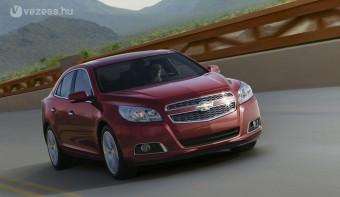 A Chevrolet válasza a VW Passatra