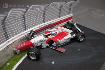 F1 diorámát, de gyorsan!