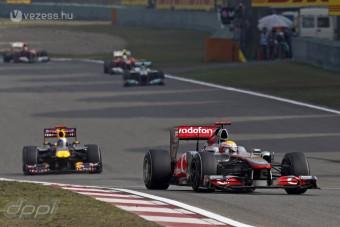 F1: Leszámolás Sanghajban