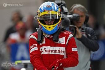 Alonso: Nem a stratégián buktam