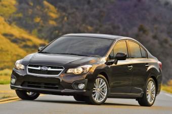 Amerikában debütál az új Subaru Impreza