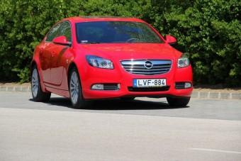 Opel Insignia szeszhajtással
