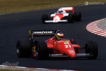F1 Legendárium: Michele Alboreto