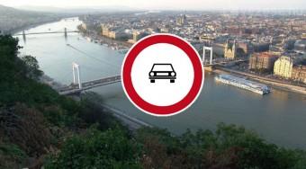Kitiltanák a régi dízeleket Budapest belvárosából