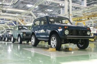 Ismét nyereséges a Lada gyár