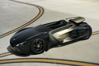Rekordtempó a Peugeot villanyautójától