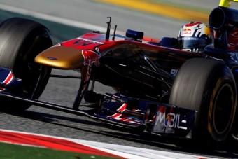 F1: A Mercedes kezébe kerül a Toro Rosso?