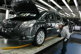 Felzabálja a Toyota nyereségét a cunami