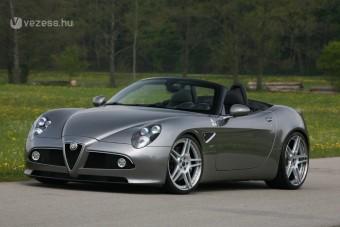 A világ leggyorsabb Alfa Romeója
