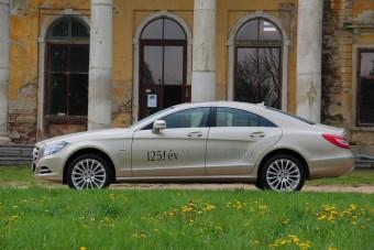Teszt: Mercedes-Benz CLS 350 CDI