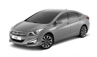 4,3 l fogyasztással az új Hyundai i40 szedán