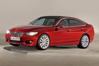 Érkezik a 4-es BMW