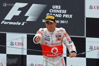 F1: Hamiltonnak 15 milliárdja van
