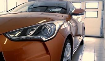 Lelepleztük a Hyundai Veloster-t