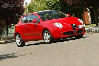 Teszt - Alfa Romeo Mito 1.4 Multiair TCT