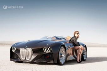 Feltámadt a legendás BMW roadster