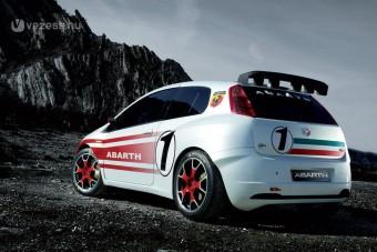 A Fiat is a WRC-be tart