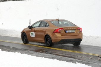 Lendkerekes Volvo készül