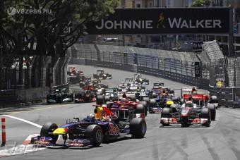 F1: Vettel a magasban, Hamilton mélységben