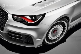 500 lóerős csöppség az Auditól