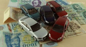 Mélyponton a gépjármű-hitelezés
