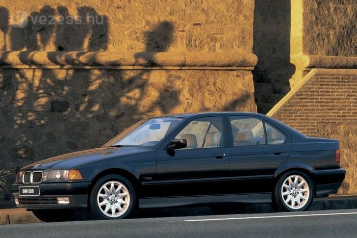 BMW E36. Rengeteg a lepusztult példány a piacon