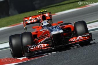 F1: Kirúgta főtervezőjét a sereghajtó