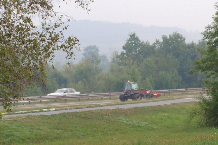 Meglepő járművek tűnhetnek föl az autópályán