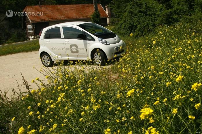 Teszt: Peugeot iOn