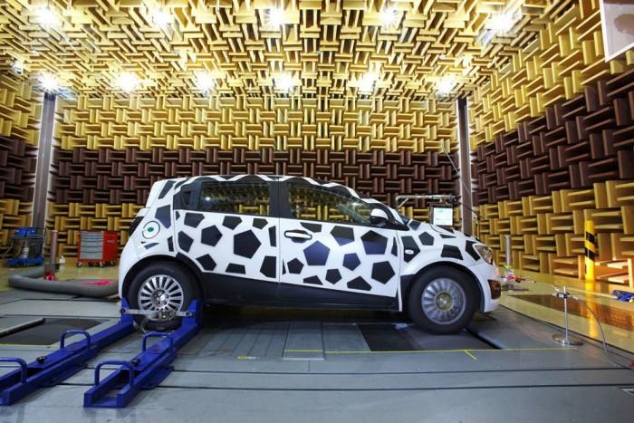 Az Aveo az utolsó európai Chevy, amely átvette a GM-konszern technikáját