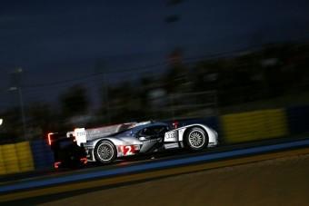 Orruknál fogva vezette az F1-es csapatokat az Audi