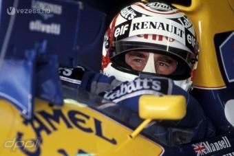 Mansell nyerte a Francia Nagydíjat
